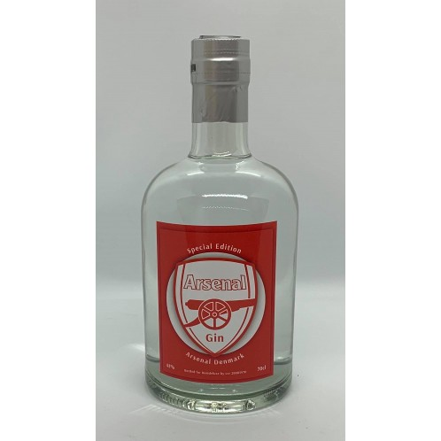 Arsenal Gin White