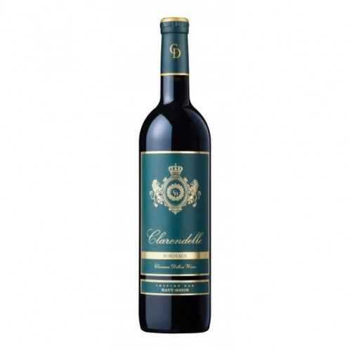 Clarence Dillon Wines Clarendelle Rouge 2014 - 13%