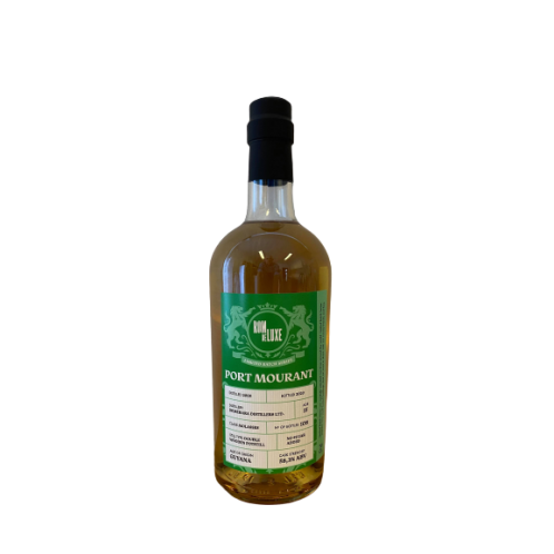 Limited Batch Series Rum - Port Mourant 58,3% ABV 70 cl.