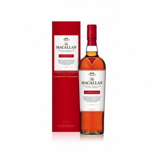 The Macallan Classic Cut Limited 2018 Edition