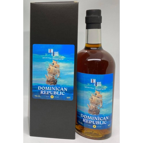 Selected Series Rum no. 2 - Dominican Republic