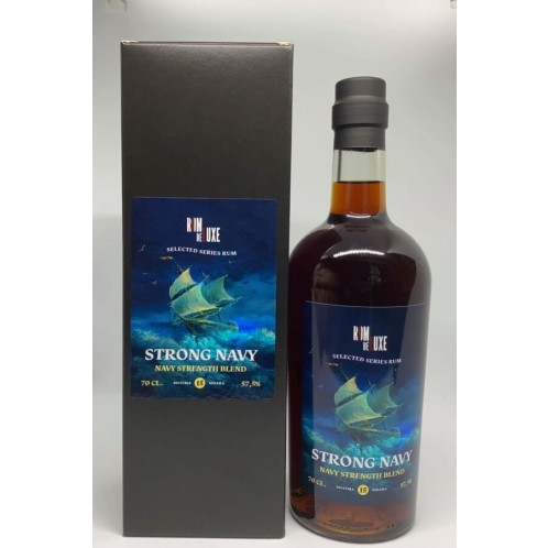 Selected Series Rum no. 5 – Strong Navy