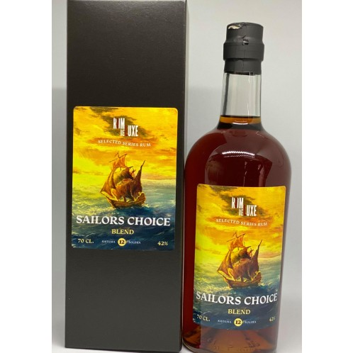 Selected Series Rum no. 6 – Sailors choice