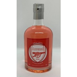 Arsenal Gin Red